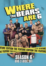 WTBA SEASON 6 DVD - THE FEATURE EDITION - (AUTOGRAPHED)