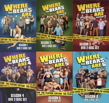 WTBA SEASONS 1-6 DVD BUNDLE - (AUTOGRAPHED) ($180 VALUE)