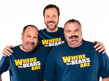 Where the Bears Are - T-shirt