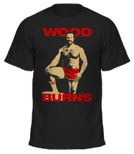 Wood Burns t-shirt