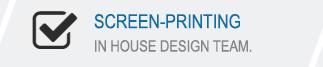 Jbswear Screen printing service