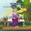 SALE - Frankie the Walk 'N Roll Therapy Dog Visits Libby's House Dachshund Book by Barbara Techel