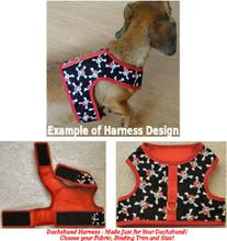 Dachshund Harness Vest Style