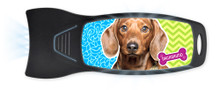 SmashLight Glow Dachshund Flat Flashlight