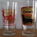 III Dachshunds Pint Glass - Ottos Oatmeal Stout Dachshund - 2nd in Series