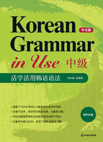 Korean Grammar in Use Intermediate level (Chinese Ver.)