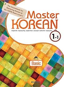 Master Korean 1-1 Basic (English)