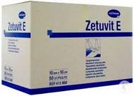 Zetuvit E Sterile Absorbent Wound Dressing Pad 10cm x 10cm (x25)