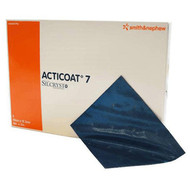 Acticoat 7 Antimicrobial barrier dressing 5x5cm (x5)