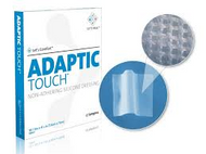 ADAPTIC TOUCH Non-Adhering Silicone Dressing 5cm x 7.6cm (x10)