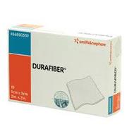 Durafiber Gel Fibre Dressing 5x5cm (x10)