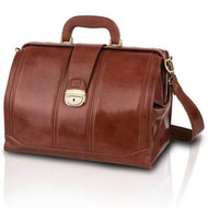 Elite Medical Traditional Leather Doctor's Bag (EB12.001)