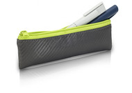 Elite Cool Bag for Diabetes Insulin - Grey/ Green (Holds 2 pens)