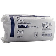 Curity Stretch Bandage 7.6cm x 1.9m (x12)