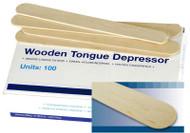 Tongue depressor x 100