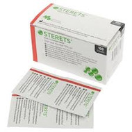 Sterets Skin Cleansing Swabs x 100