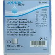 Aquacel Hydrofibre Sterile Dressings 10cm x 10cm ( x10)