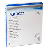 Aquacel Hydrofibre Sterile Dressings 15cm x 15cm ( x5)