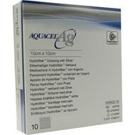 Aquacel Ag Dressings 10cm x 10cm ( x)10