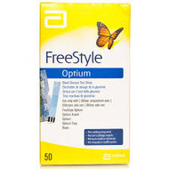 FreeStyle Optium Test Strips x 50
