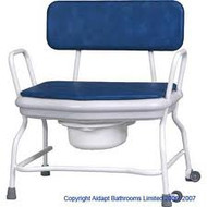 Bariatric Commode - BTA01