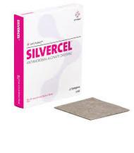 Silvercel Antimicrobial Dressing 10cm x 20cm (x5)