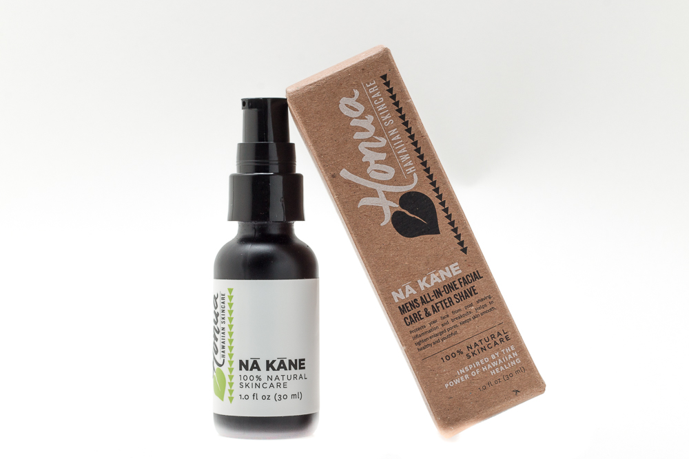 Honua Skincare ecofriendly packaging