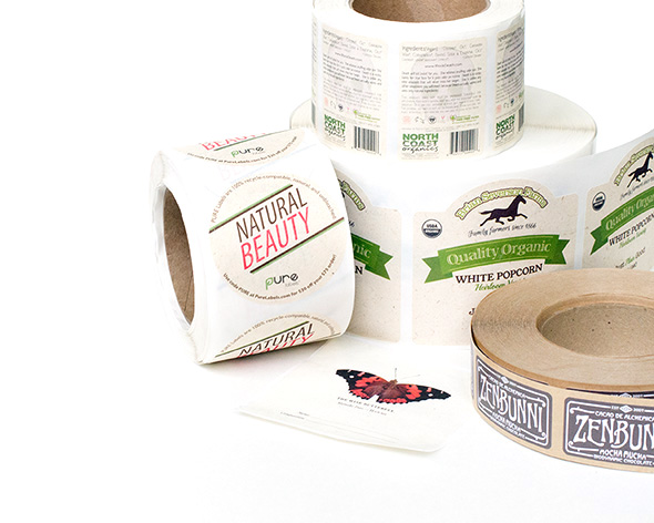 ecofriendly product labels