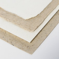 "8.5"" x 11"" Handmade Hemp Wildgrass Paper Variety Pack [8 Sheets]"