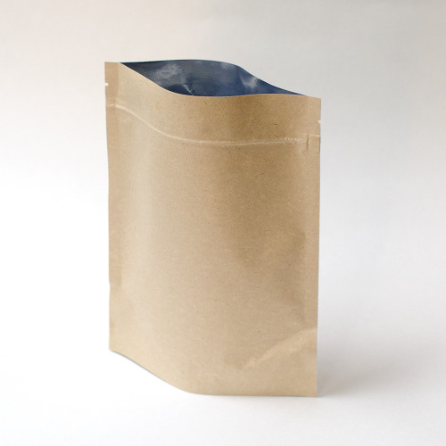 Compostable Kraft Stand Up Pouch