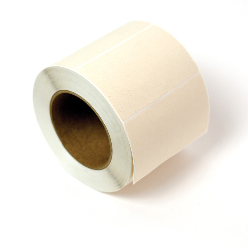compostable blank labels 4X2.5