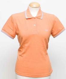 Original Twin Tipped Polo - Melon/Ice