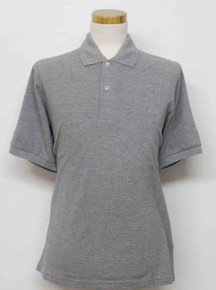 Original Twin Tipped Polo Shirt - Heather Grey/Heather Grey
