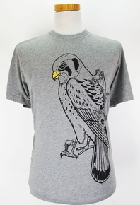 Falcon T - Heather Grey