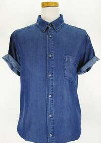 Remi Shirt - Dark Denim