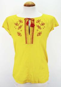 Yoko Top - Yellow