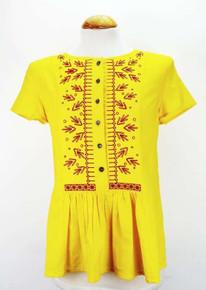 Zak Tunic - Yellow