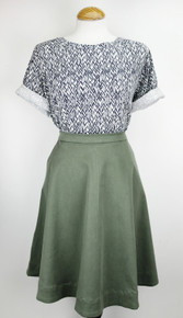 Lulana Skirt - Khaki