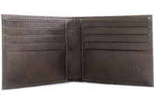 Bi-Fold Wallet - Brown