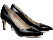 Smart Court Heel - Black