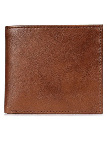 BiFold  Wallet - Chestnut