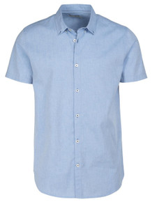 Falko Shirt  - Light Blue