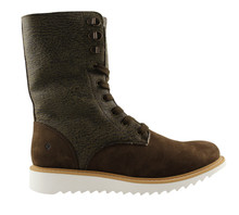 FAIR Fleecy Lined Boot - Brown