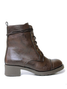 Aviator2 Boots - Dark Brown