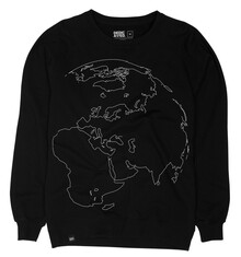 Organic Planet Sweater - Black