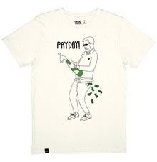 Payday T-shirt - Off-White
