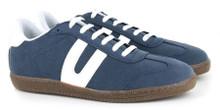 Cheatah Shoe - Blue