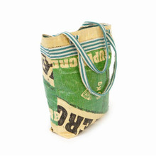 Recycled Cement Bag - Green