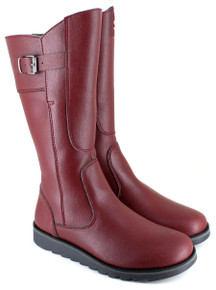 Action Boot 3 - Cherry Red