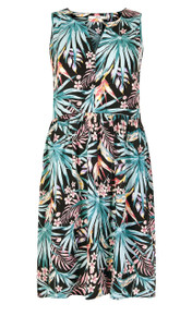 Arlo Dress - Tropical